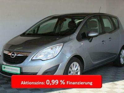 gebraucht Opel Meriva B Active   Guter Zustand I HU AU NEU