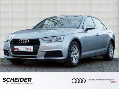 gebraucht Audi A4 Lim 2.0 TDI Navi Xenon Klima Leder