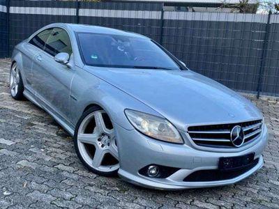 gebraucht Mercedes CL500 CL 500 CL - Coupe