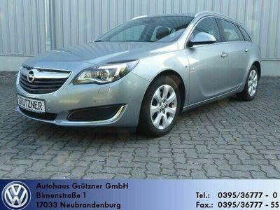 gebraucht Opel Insignia 2.0 CDTI, Kombi Innovation ecoFlex Xeno