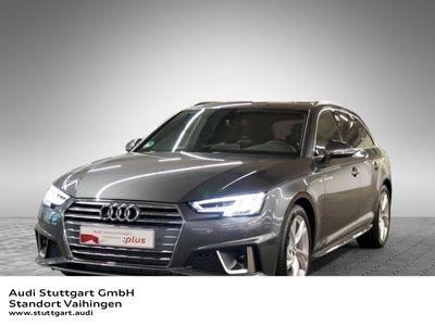gebraucht Audi A4 Avant sport 35 TFSI S-Line LED Navi Keyless
