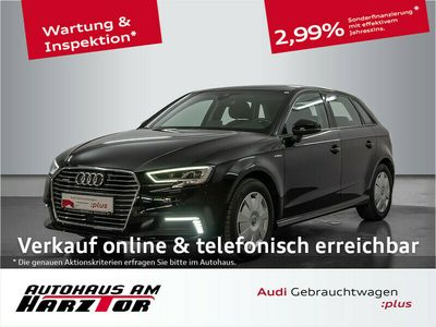 gebraucht Audi A3 e-tron Sportback e-tron e-tron 1.4 TFSI AHK LED Navi
