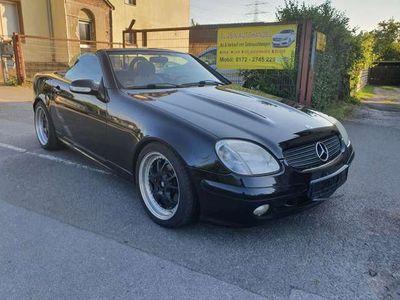 gebraucht Mercedes SLK320 Roadster (BM 170)