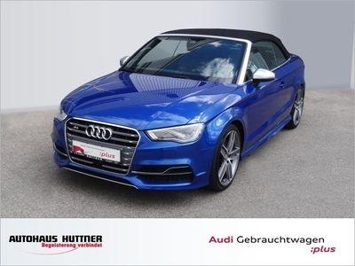 gebraucht Audi S3 Cabriolet 2.0 TFSI quattro S tronic