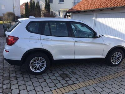 gebraucht BMW X3 xDrive20d Aut., Leder, Navi, Euro 6