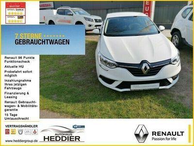 gebraucht Renault Mégane IV Lim. 5-türig Life*Klima*Blluetooth*USB