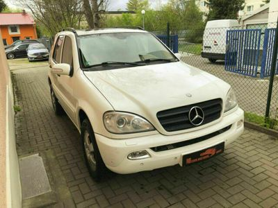 gebraucht Mercedes ML270 CDI, Leder Xenon Navi, AHK!!!