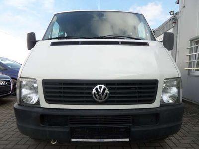 gebraucht VW LT 35 TDI, 6 Sitzer, Servo, Original 80.000 km...