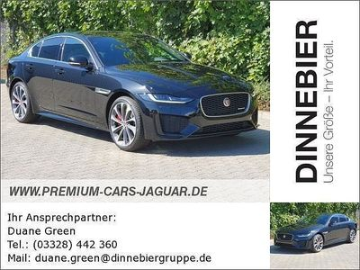 gebraucht Jaguar XE D180 R-Dynamic SE AWD | Berlin Neuwagen, bei Autohaus Dinnebier GmbH