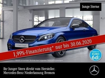 gebraucht Mercedes C300 Cp. d 4M AMG Pano Multibeam COMAND Night PTS