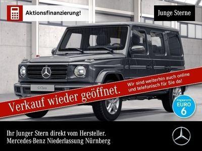 gebraucht Mercedes G500 Stdhzg Distr. COMAND LED AHK Kamera PTS 9G