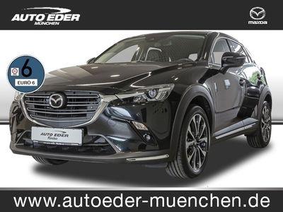 gebraucht Mazda CX-3 SKYACTIV-G 121 FWD Sports-Line