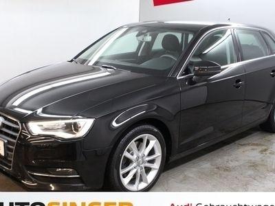 gebraucht Audi A3 Sportback Ambition 2,0 TDI qua S tronic *Navi*Xenon*SHZ*ACC*