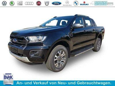 gebraucht Ford Ranger Wildtrak DoKa NAVI/ KAMERA/ PDC v+h