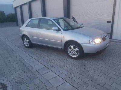 gebraucht Audi A3 Silber 105.000 km