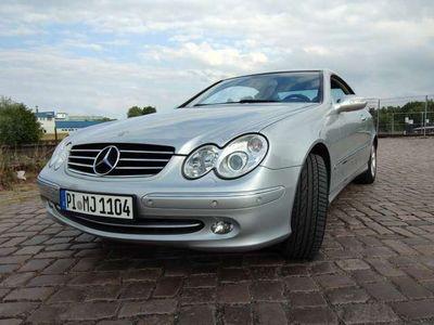 gebraucht Mercedes CLK320 Coupe Avantgarde