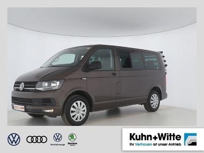 gebraucht VW Multivan T6Trendline 2,0 TDI DPF DSG *EU6,DiscoverMedia,Klima,Kamera*