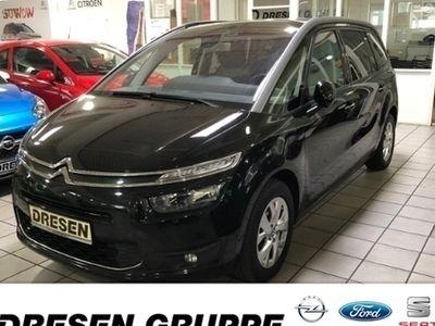 gebraucht Citroën Grand C4 Picasso Gr. C 4 Intensive 1.6 e-HDi Navi/Kamera/AHK-abnehmbar