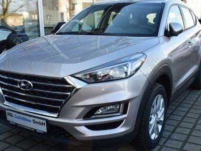 gebraucht Hyundai Tucson 1.6 T-GDi 7-DCT 4WD Trend EPB SHZ