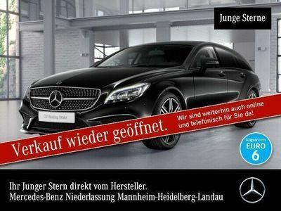 gebraucht Mercedes CLS350 d SB AMG Multibeam Burmester Distr+ SHD