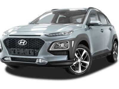 gebraucht Hyundai Kona 1.0 Benzin