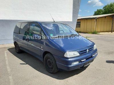gebraucht Citroën Evasion 2.0- 7 Sitz. - Benzin und Gas- TÜV 02/21