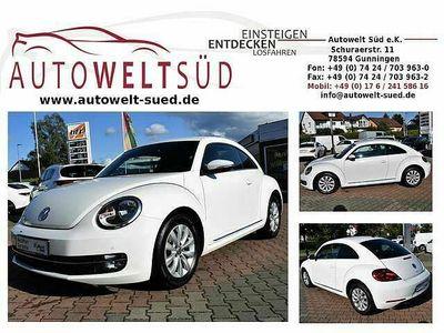 gebraucht VW Beetle 1.2 TSI Klima GRA PDC Winterpaket 1.Hand