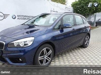 "käytetty BMW 218 d Active Tourer,Sport Line,Navi,KlimA,17"",EU6"