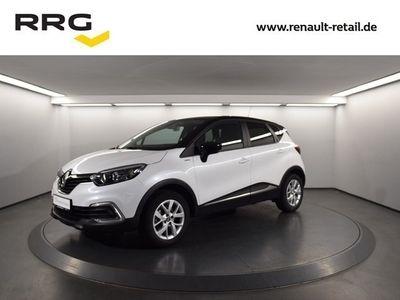 gebraucht Renault Captur LIMITED dCi 90