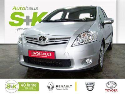 used Toyota Auris 1.6 5-Türer Life