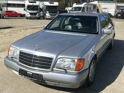 gebraucht Mercedes 600 MBEXCLUSIVE AUSSTATTUNG