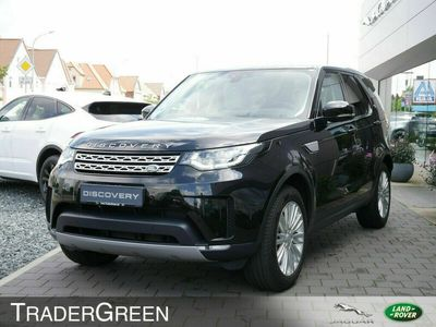 gebraucht Land Rover Discovery 3.0l Td6 HSE KAMERA NAVI LED EU6