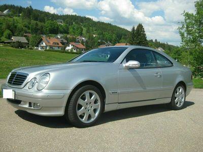 gebraucht Mercedes CLK230 Kompressor Avantgarde_Youngtimer
