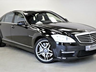 gebraucht Mercedes S63 AMG 571PS AMG Driver's Package B&O Panorama