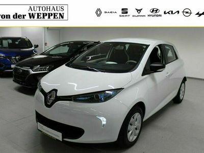 gebraucht Renault Zoe Life 22kwh Navi, Klima, FSP Klima Navi Gebrauchtwagen, bei Autohaus von der Weppen GmbH & Co. KG