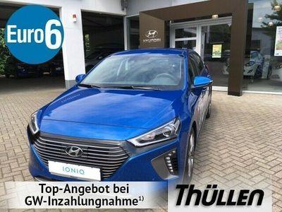 used Hyundai Ioniq Premium 1.6 Hybrid/Benzin Navi