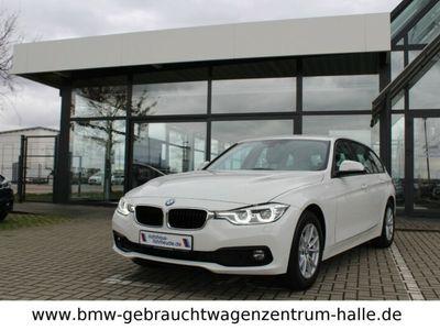 gebraucht BMW 318 d Touring Navi*LED*Totwinkelassist*AHK