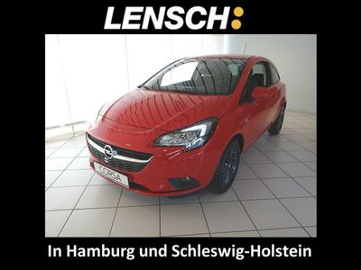gebraucht Opel Corsa E 1.4 3T 120 Jahre S/S PARKPILOT+SITZHZG