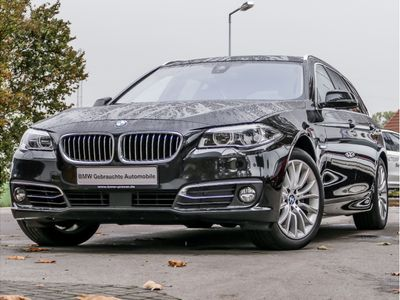 käytetty BMW 535 d xDrive Touring Luxury Line