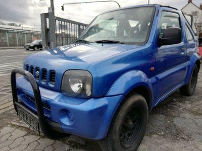 gebraucht Suzuki Jimny 1,3 L benzin