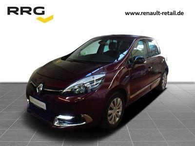 gebraucht Renault Scénic dCi 110 EDC BOSE Automatik