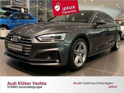 gebraucht Audi A5 Sportback 40 TDI quattro S tronic S line Navi X