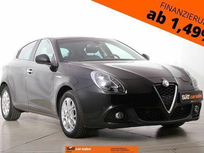 gebraucht Alfa Romeo Giulietta 1,6 JTDM 16V Super