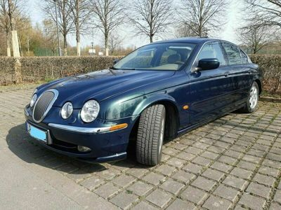 gebraucht Jaguar S-Type 3.0 V6 Executive LPG, SD, AHK, 9x Alu
