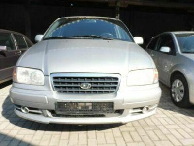 used Hyundai Trajet 2.0 CRDi GLS