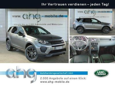 gebraucht Land Rover Discovery Sport Landmark 180 Dachreling AHK MY19