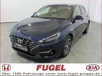 gebraucht Hyundai i30 Fastback 1.5 T-GDi MH LED Navi RFK