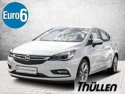 gebraucht Opel Astra Innovation 1.4 IntelliLink RÃckfahrkamera