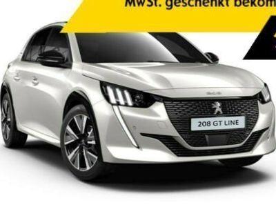 gebraucht Peugeot 208 GT Line 1.2 PureTech 130+Sitzheizung+Kamera+