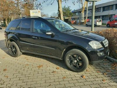 gebraucht Mercedes ML420 CDI 4Matic 7G-TRONIC DPF